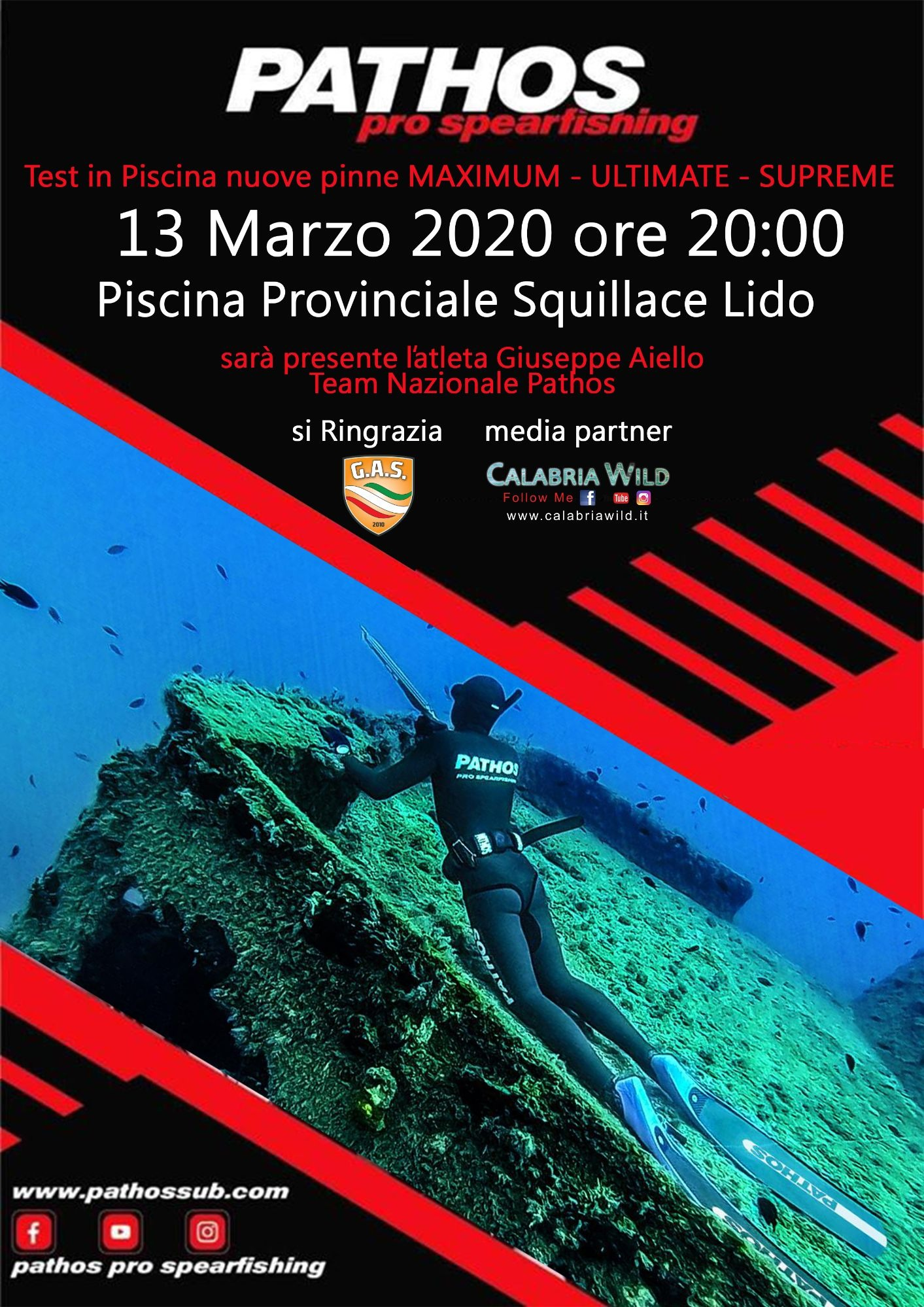 Anche Calabria Wild nella Compilation Kayros 2020